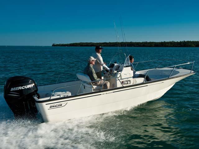2015 Boston Whaler Boston Whaler 190