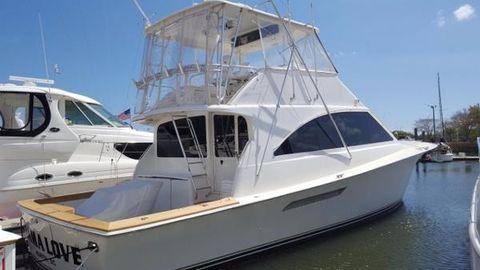 1999 Ocean Yachts 56 SportFish