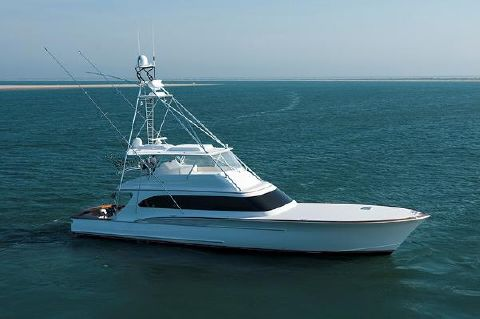2017 Jarrett Bay Convertible Profile