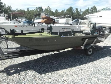 1993 Sea Nymph 140 Angler