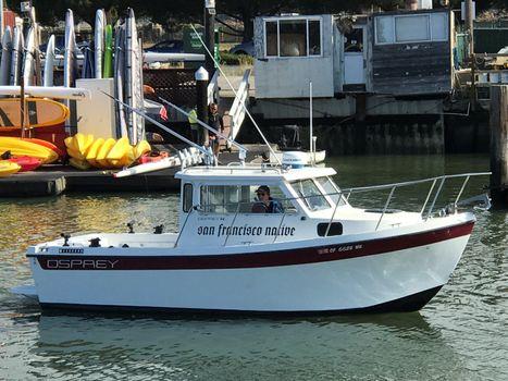 1996 Osprey Fisherman