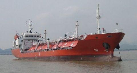 2011 Tanker LPG Tanker