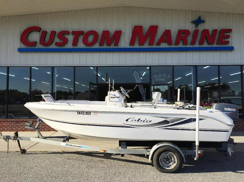 2004 cobia 184 cc 18 foot 2004 motor boat in statesboro for Used outboard motors for sale in ga