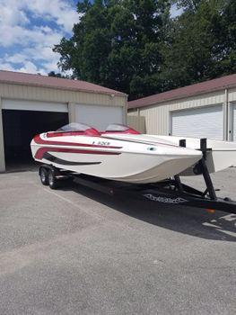 2004 Eliminator Boats 25 Daytona