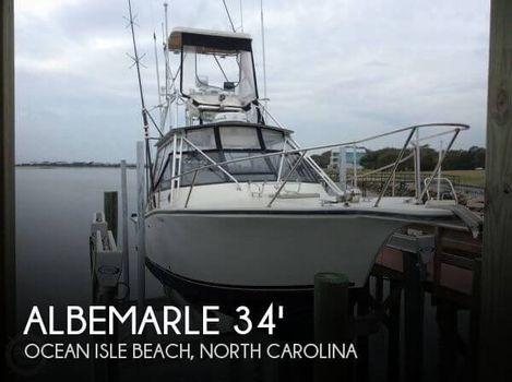1991 Albemarle 34 1991 Albemarle 34 for sale in Ocean Isle Beach, NC
