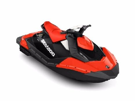 2017 Sea-Doo Spark 2up 900 H.O. ACE