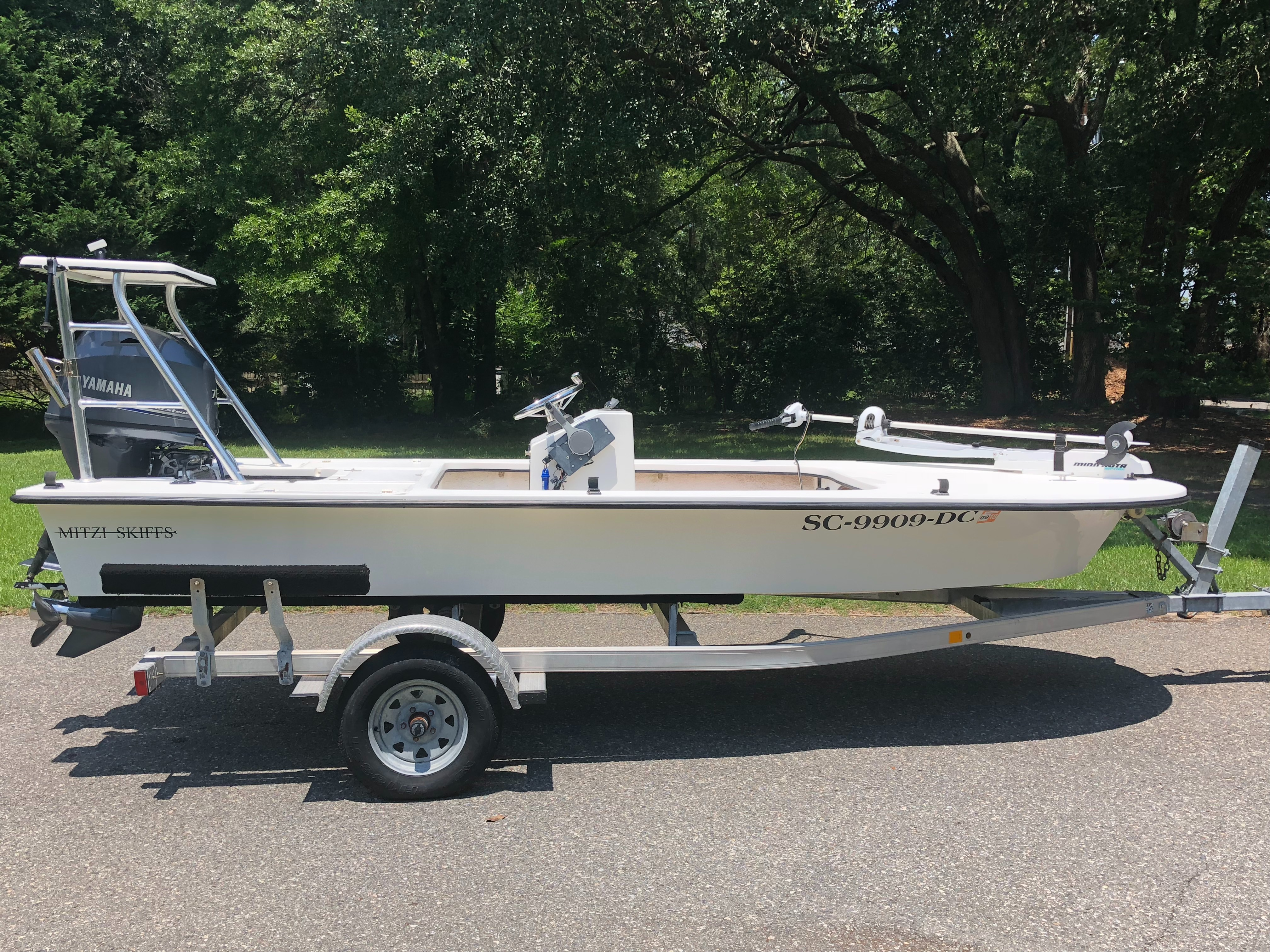 Skiffs For Sale >> Check Out This 2005 Mitzi 16 Mitzi On Boattrader Com