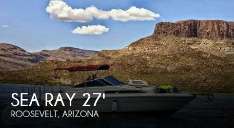 1988 Sea Ray 270 Sundancer 1988 Sea Ray 270 Sundancer for sale in Roosevelt, AZ