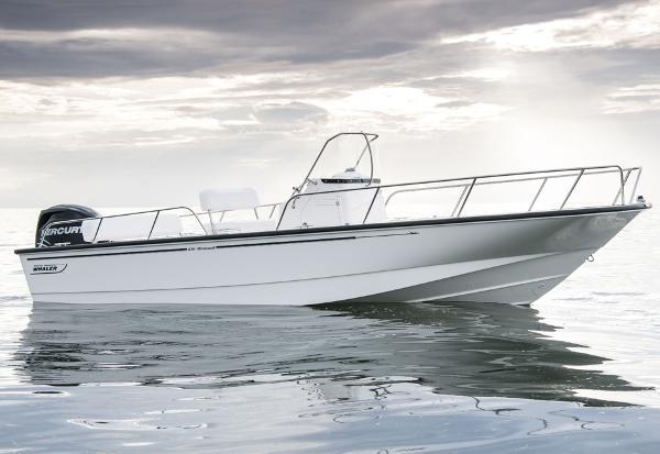 2015 Boston Whaler 210 Montauk Manufacturer Provided Image