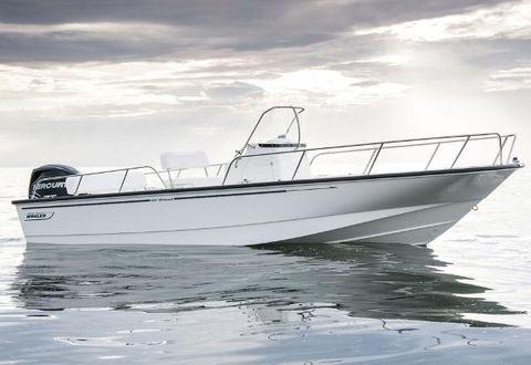 2014 Boston Whaler 210 Montauk Manufacturer Provided Image