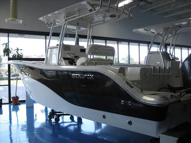 2014 Sea Fox Commander 256