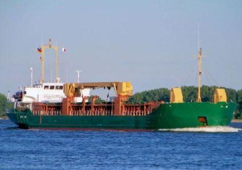1984 CARGO VESSEL General Cargo Vessel