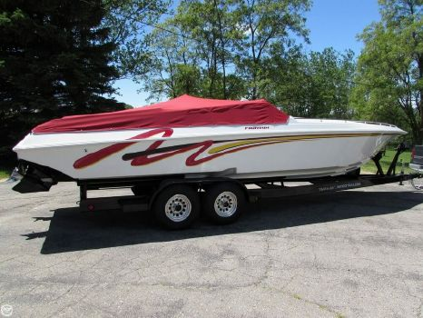 2000 Fountain 32 Fever 2000 Fountain 32 for sale in Plymouth, MI
