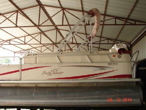 2008 Smoker-craft 8524 Sunchaser