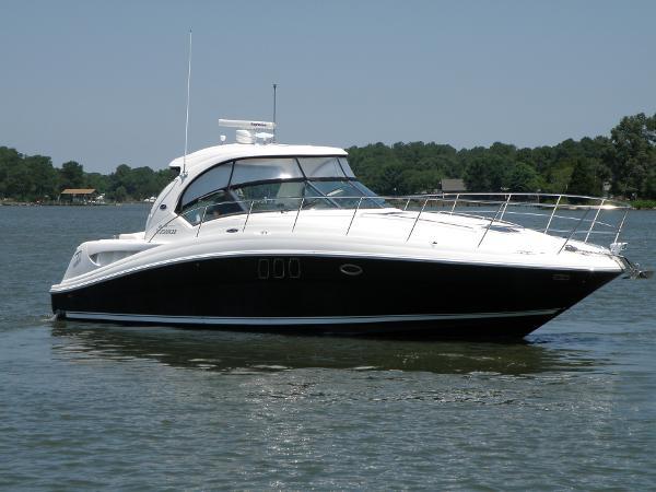 2007 Sea Ray Sundancer 40 w/425's