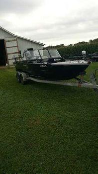 2012 Seaark ProCat 200