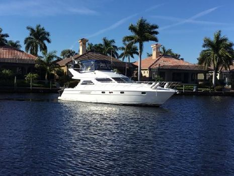 1998 PRINCESS Viking / Princess Flybridge