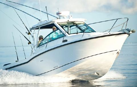 2015 Boston Whaler 285 Conquest Manufacturer Provided Image