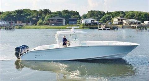 2018 Cape Horn 36 XS
