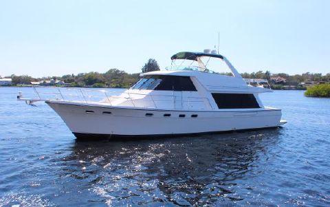"2000 Bayliner 4788 Pilot House Motoryacht ""Brown Eyed Girl"""