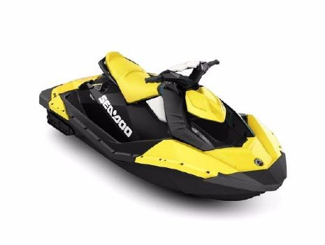 2017 Sea-Doo Spark 2up 900 H.O. ACE iBR