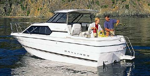 1999 Bayliner 2452 Ciera Express Manufacturer Provided Image