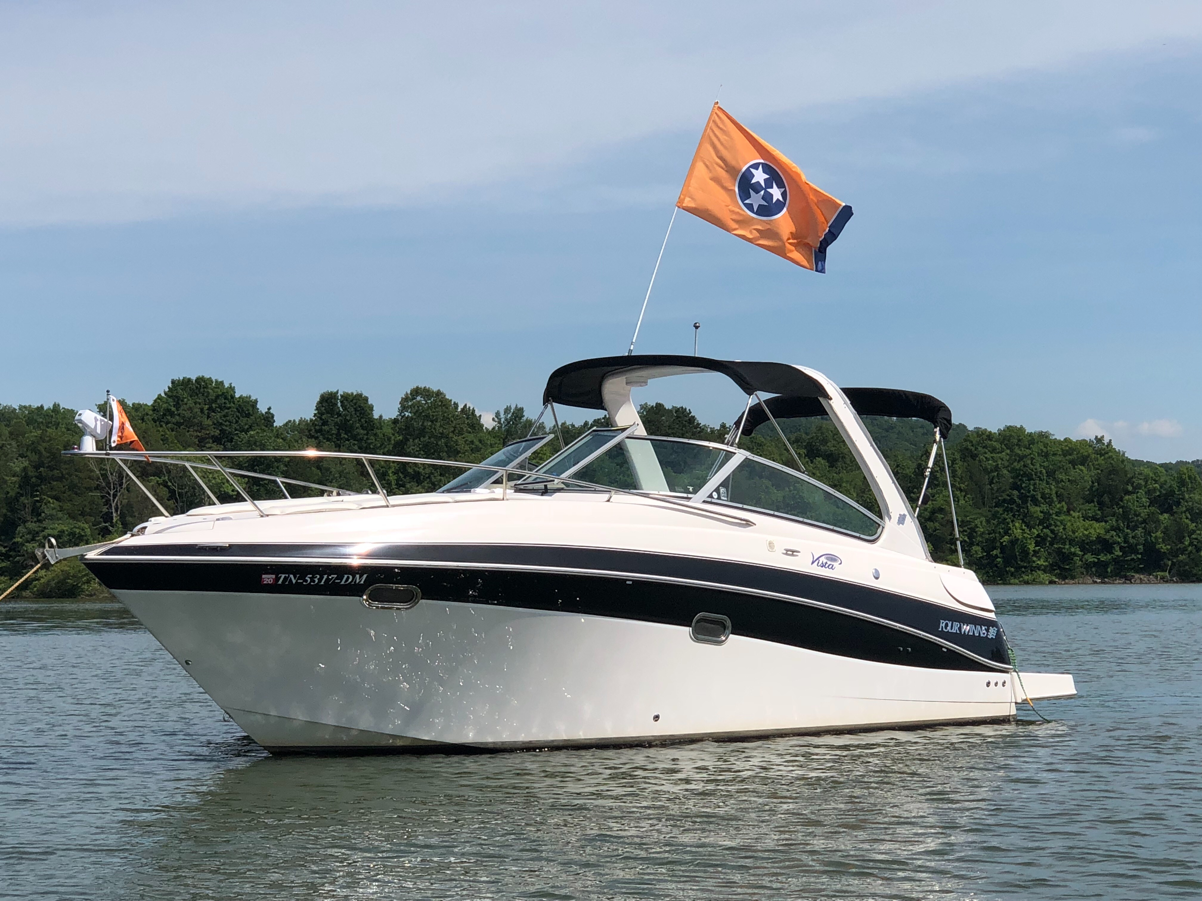 Used 2005 Four Winns 288 Vista Knoxville Tn 37922 Boattrader Com