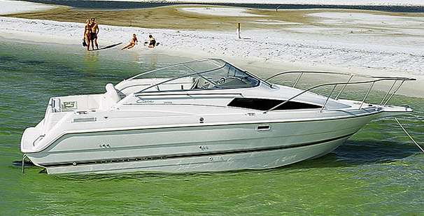 1997 Bayliner 2655 Ciera Sunbridge Manufacturer Provided Image