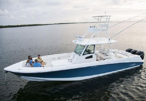 2016 Boston Whaler 370 Outrage Manufacturer Provided Image