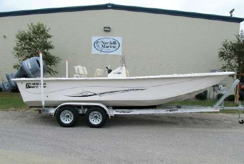2016 Carolina Skiff DLV 238