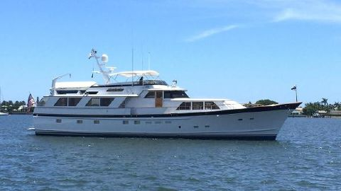 1984 Burger Raised Pilothouse M/Y