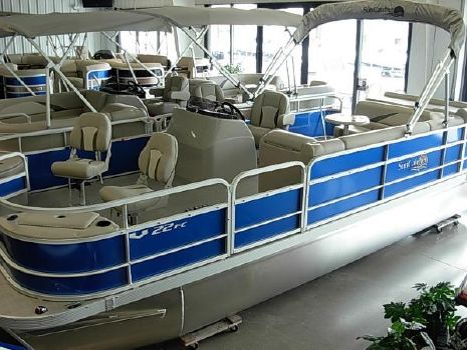 2015 G3 Boats SunCatcher V22 Fish & Cruise