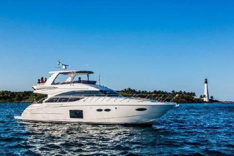 2017 Princess 56 Manufacturer Provided Image: Princess 56