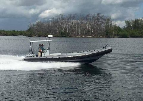 1991 HBI Boats 30-MIL PROFILE