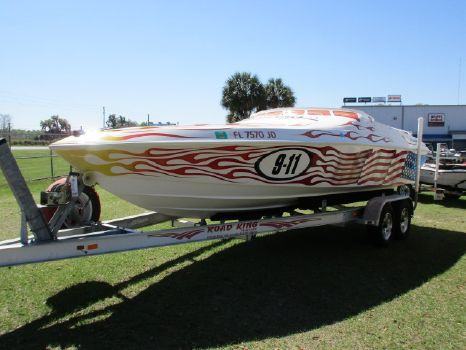 1997 Wellcraft Scarab 22