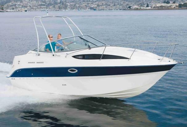 2008 Bayliner 245 Cruiser