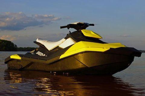 2015 Sea-Doo Spark 2up Manufacturer Provided Image