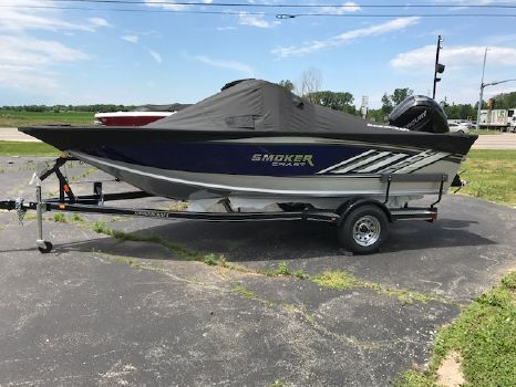 2017 Smoker-craft 182EXPLORER