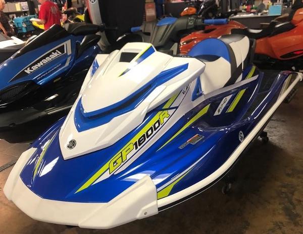 Check out this 2019 Yamaha WaveRunner GP1800R on Boattrader com
