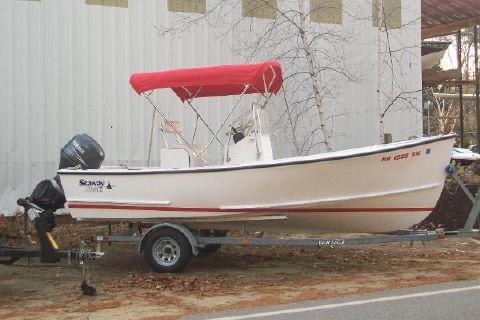 2006 Seaway Sportsman 18
