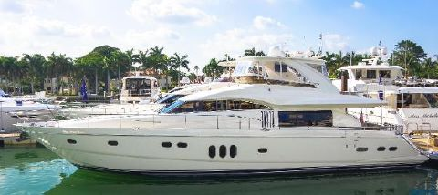 2008 Viking 75 Sport Cruiser Main Profile