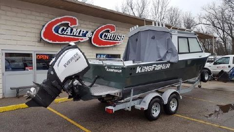 2017 Kingfisher 2225 Escape HT