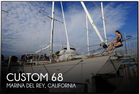 1970 Custom-craft 68 1970 Custom 68 for sale in Marina Del Rey, CA