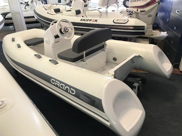 Check out this 2018 Grand Inflatables Silverline S300HL on Boattrader com