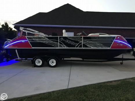 2015 Caravelle Boats I-toon 2015 Caravelle 25 for sale in Mount Juliet, TN