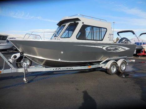 2017 Hewescraft 220 Ocean Pro HT ET