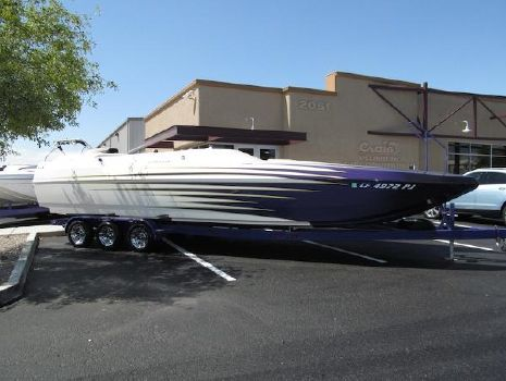1999 Eliminator Boats Daytona 28 Tall Deck