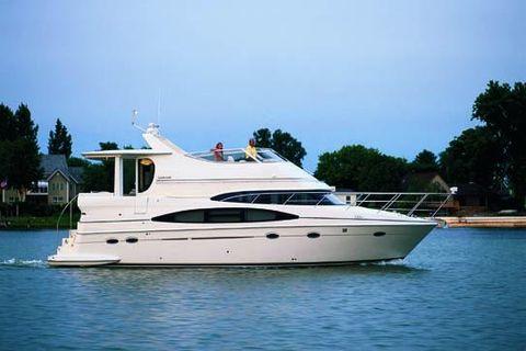 2001 Carver 466 Motor Yacht Manufacturer Provided Image: 466 Motor Yacht