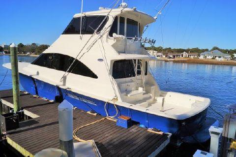 2002 Ocean Yachts 62 Enclosed Bridge Super Sport 2002 OCEAN 62 SUPER SPORT ENCLOSED BRIDGE