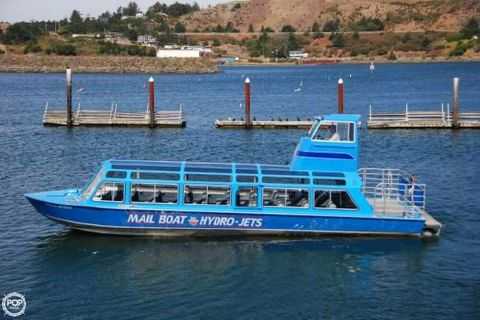 1987 Sea People Manufacturing 43ft 1987 Sea People Manufacturing 43ft for sale in Gold Beach, OR
